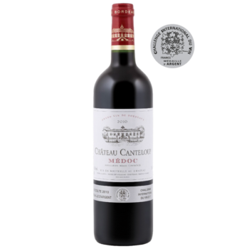 Château Canteloup 2010 red wine